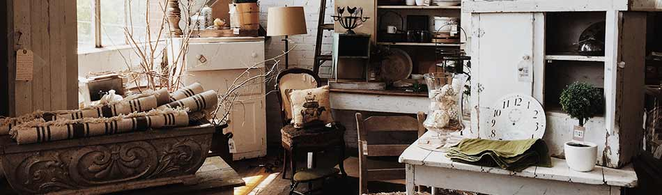 Antique Stores, Vintage Goods in the Yardley, Bucks County PA area